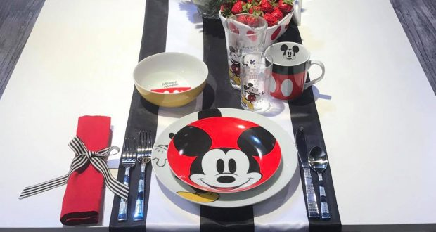 Disney Dishware from D23