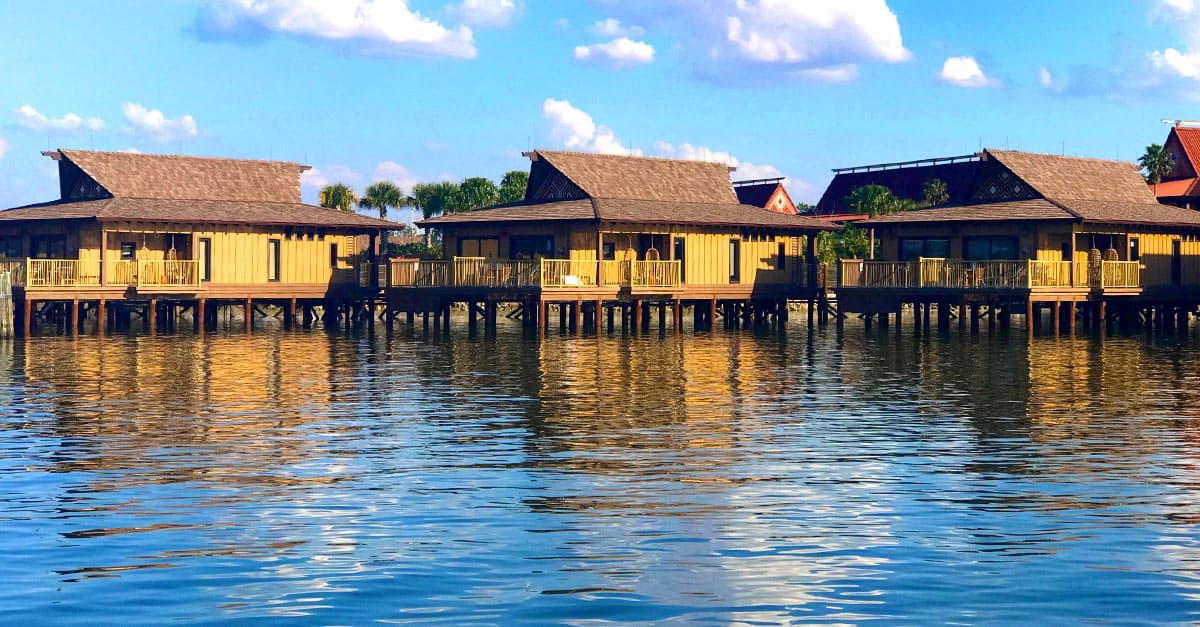 Polynesian Cabins
