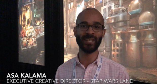 Star Wars Land With Asa Kalama