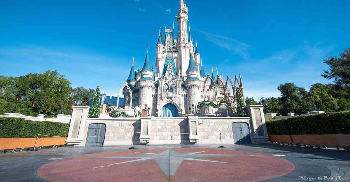 Castle _ exciting changes _ disney world
