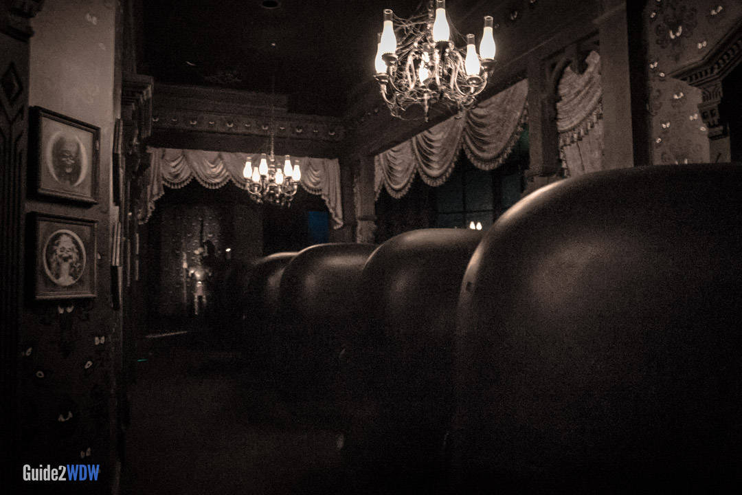 Haunted Mansion Doom Buggies