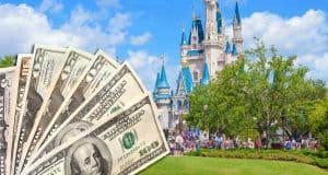 Castle Money _ budget _ disney world