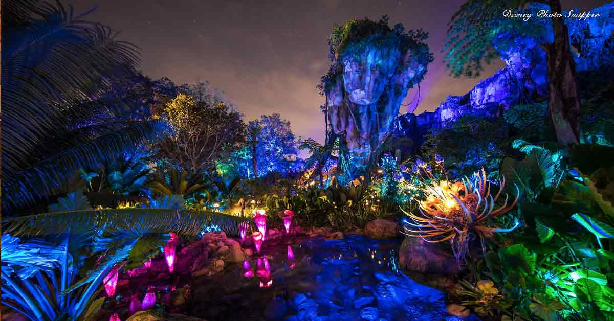 Heres How You Can Make Sure Enjoy Pandora The World Of Avatar At Disneys Animal Kingdom