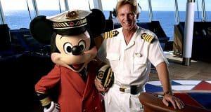 Disney Cruise Captain