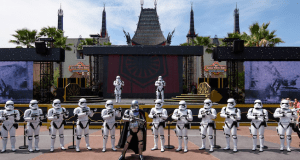 March of the First Order
