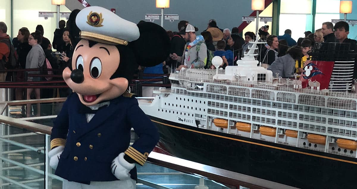 Mickey Mouse Cruise