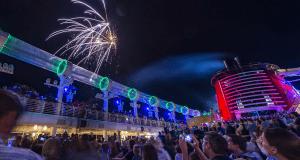 Star Wars Fireworks Cruise