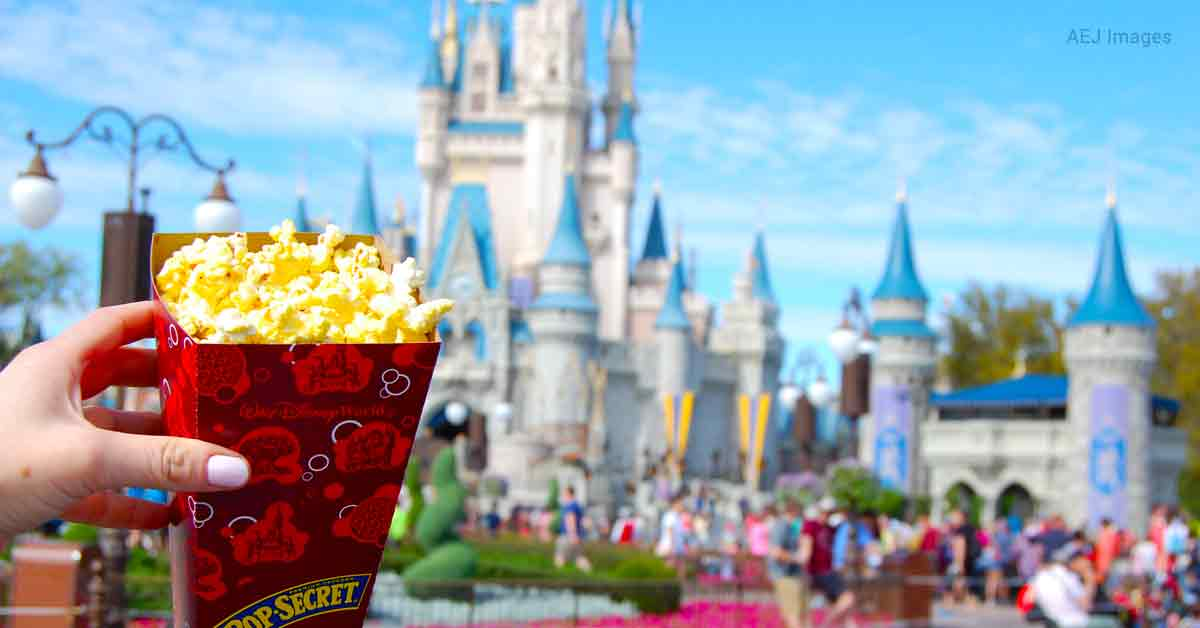 popcorn castle