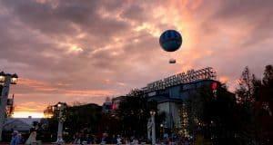 Hot Air Balloon Disney Springs