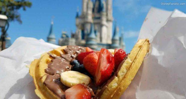 waffle Magic Kingdom