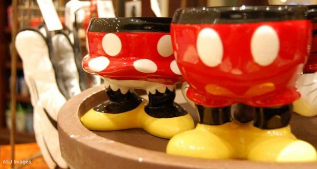 Shopping Coffee cups