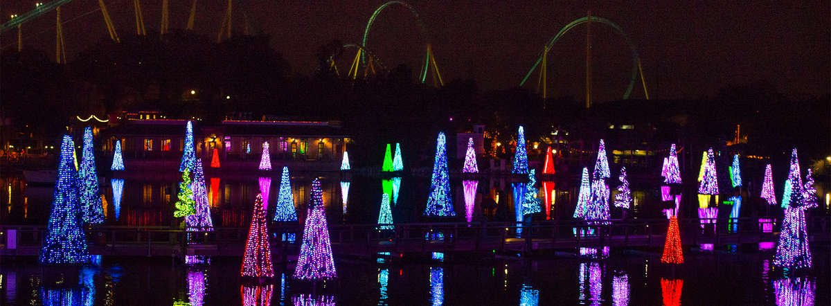 SeaWorld Christmas