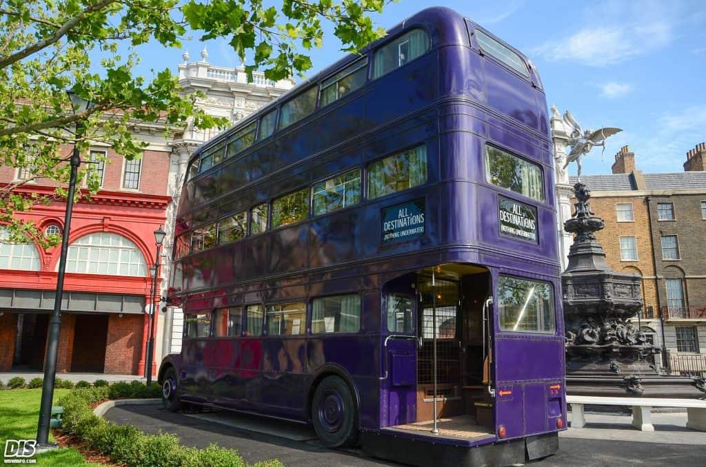 Harry Potter Knight Bus