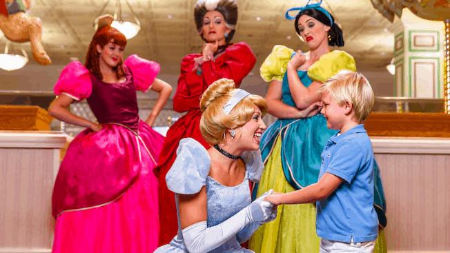 Cinderella _ Grand Floridian