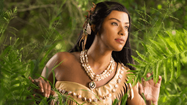 Pocahontas _ Photo credit Disney