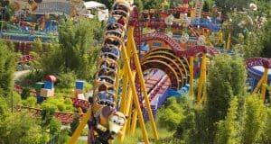 Slinky Dog Roller Coaster _ Toy Story Land