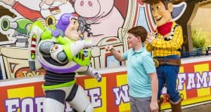 Buzz Lightyear _ Woody _ Toy Story Land WDW _ Disney Fanatic