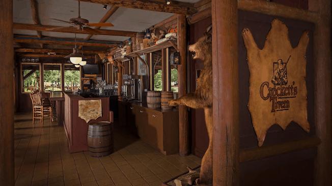 Crockett Tavern