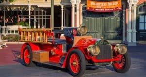main street fire truck