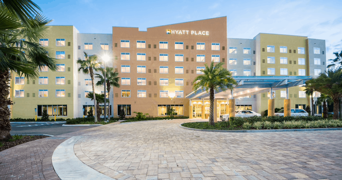Hyatt Place Lake Buena Vista