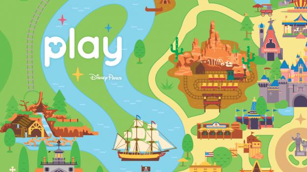 Play Disney Parks App _ disney fanatic