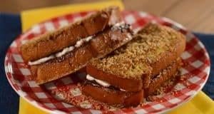Smores Breakfast Sandwich