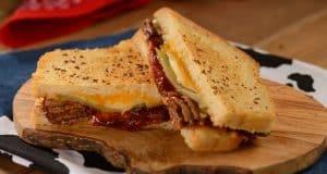 BBQ Brisket Sandwich