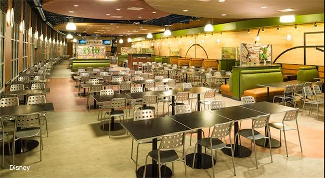Disney's All Stars Sports Resort Dining
