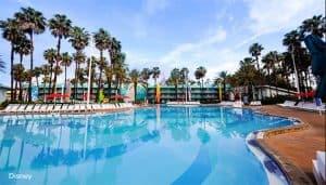 Disney's All Stars Sports Resort Pool