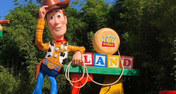 Toy Story Land _ Disney fanatic