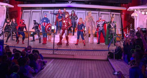 Marvel's Avengers!