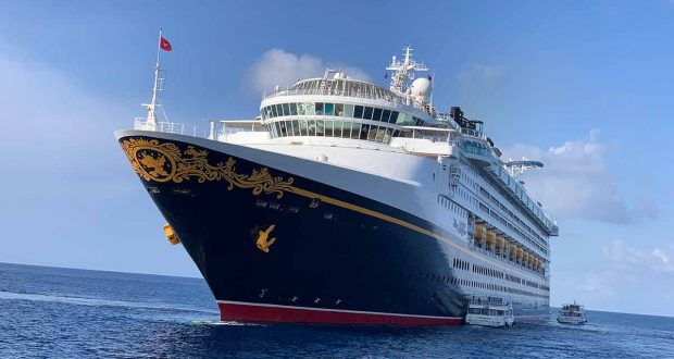 DIsney Magic Western Caribbean Cruise