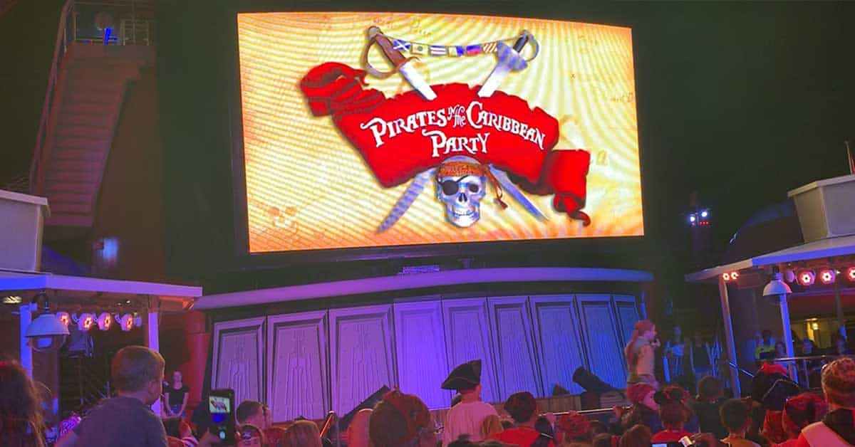 Pirate Night Deck Party
