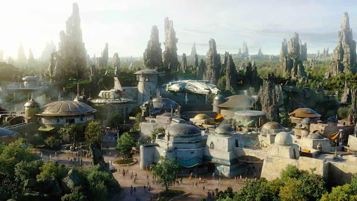 Journey to Batuu - photo credit Disney