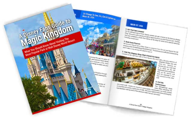 Disney Fans Guide To Magic Kingdom