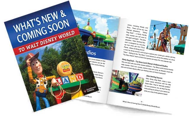 What's New and Coming Soon At Disney World
