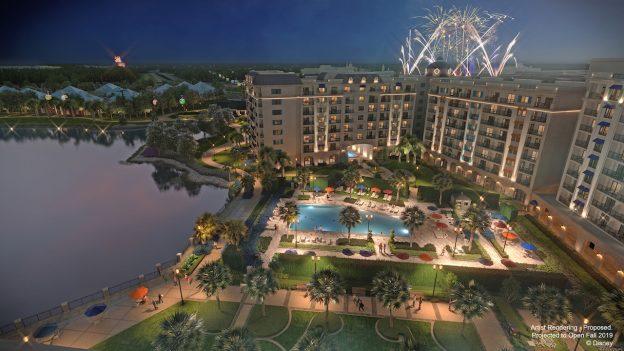 Riviera Resort - Photo credit Disney
