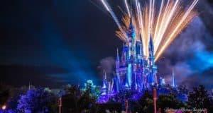 Castle Fireworks