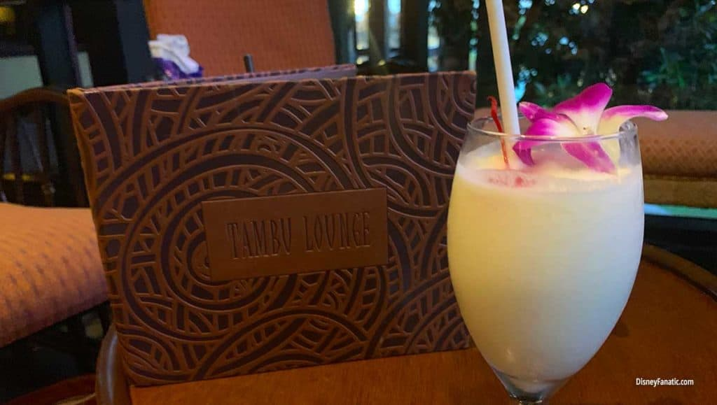 Tambu Lounge