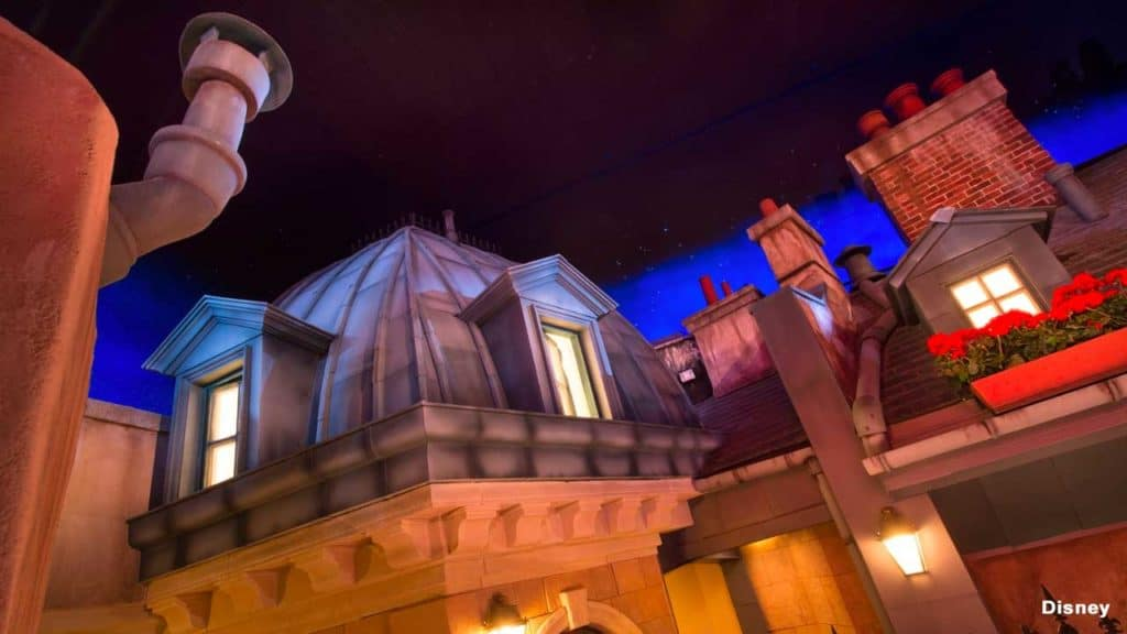 Ratatouille Ride Euro Disney