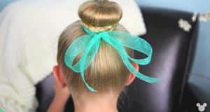 Tinkerbell Hairdo