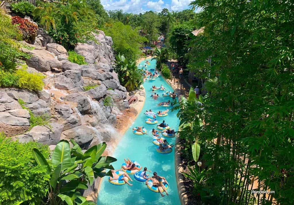 Typhoon Lagoon Waterpark