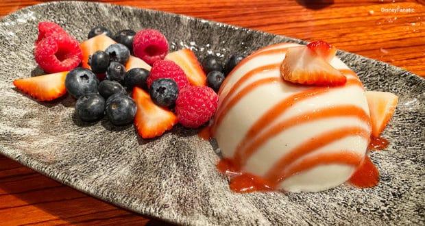 Dessert At Jiko