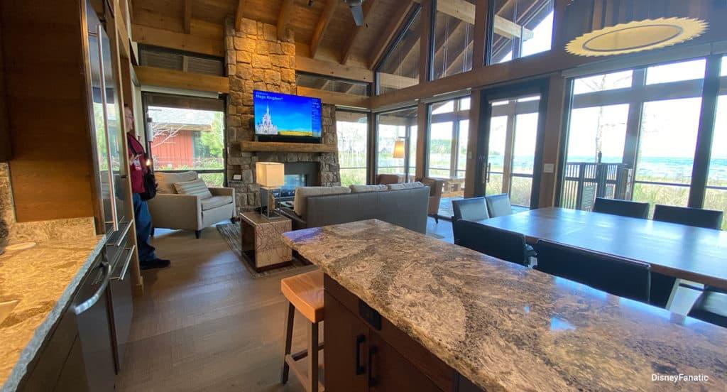 copper creek living room
