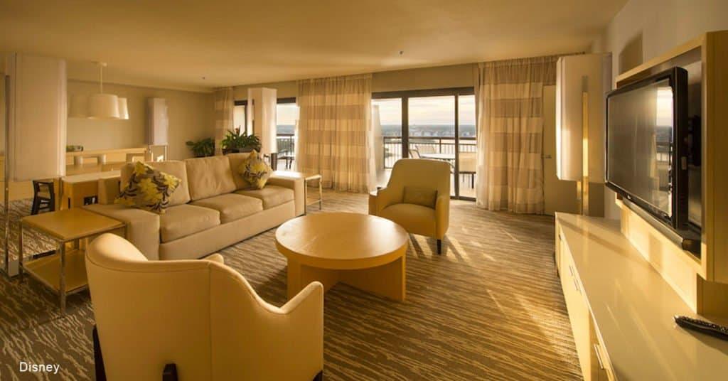 Contemporary Resort Suite