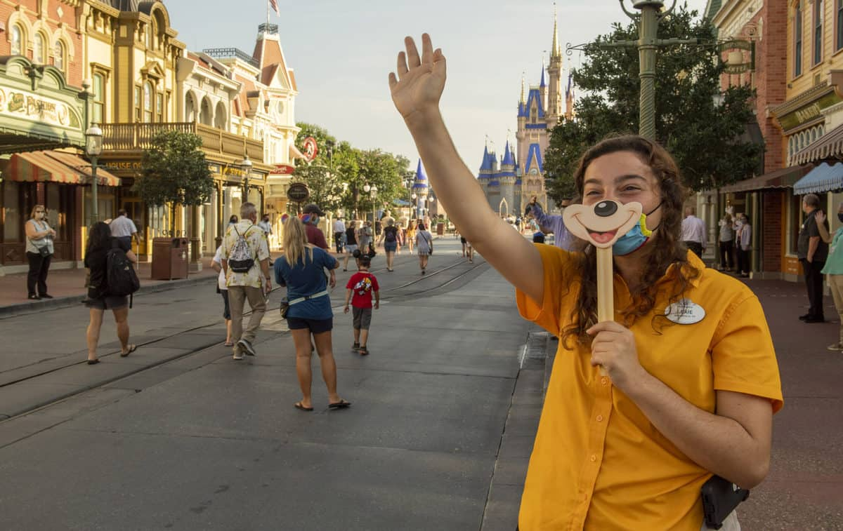 Why We Feel Like Walt Disney World Is Safer Than The Grocery Store