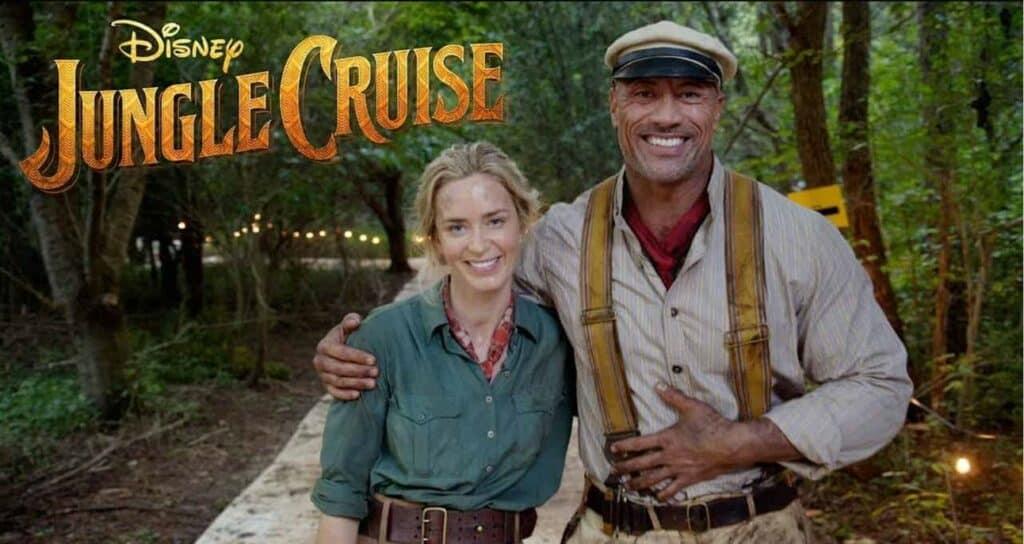 Jungle Cruise film poster