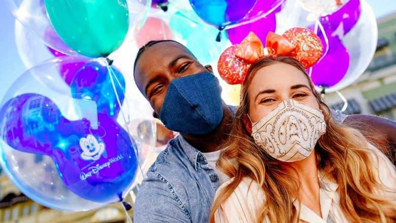 Disney reopening