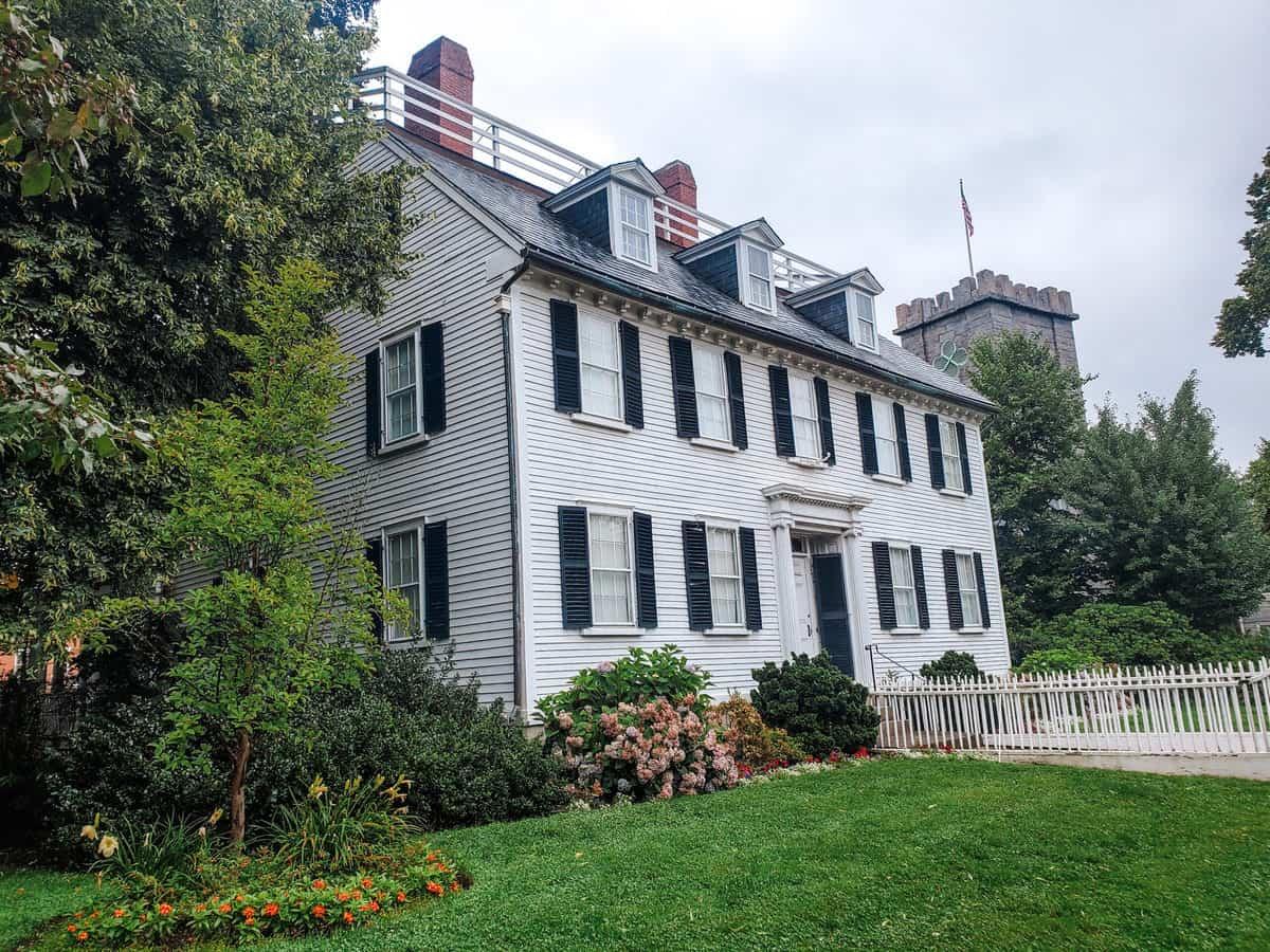 Allison's House from Disney's Hocus Pocus in Salem
