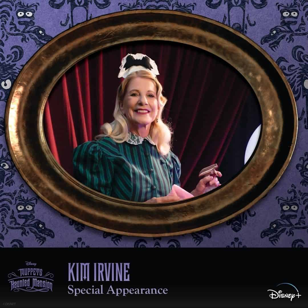 Muppets Haunted Mansion Kim Irvine